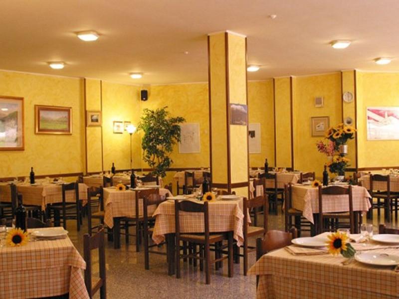 hotel Camartina Arquata del Tronto
