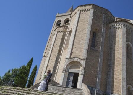 matrimonio Chiesa Santa Maria della Rocca Offida