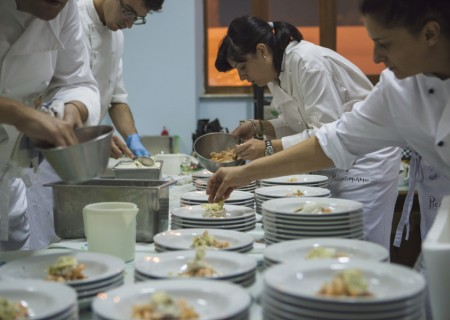cooking show tartufo estivo