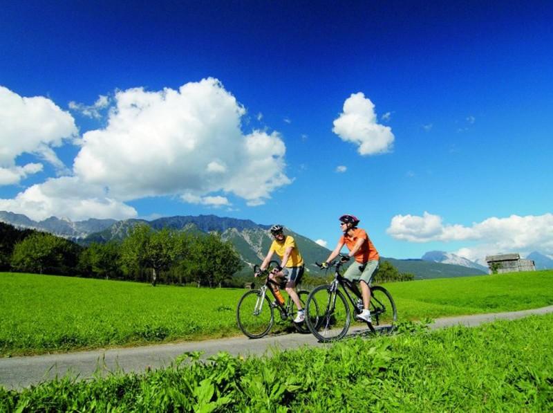 bici colline