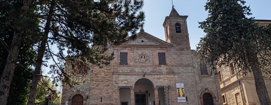 chiesa san viviana o delle icone