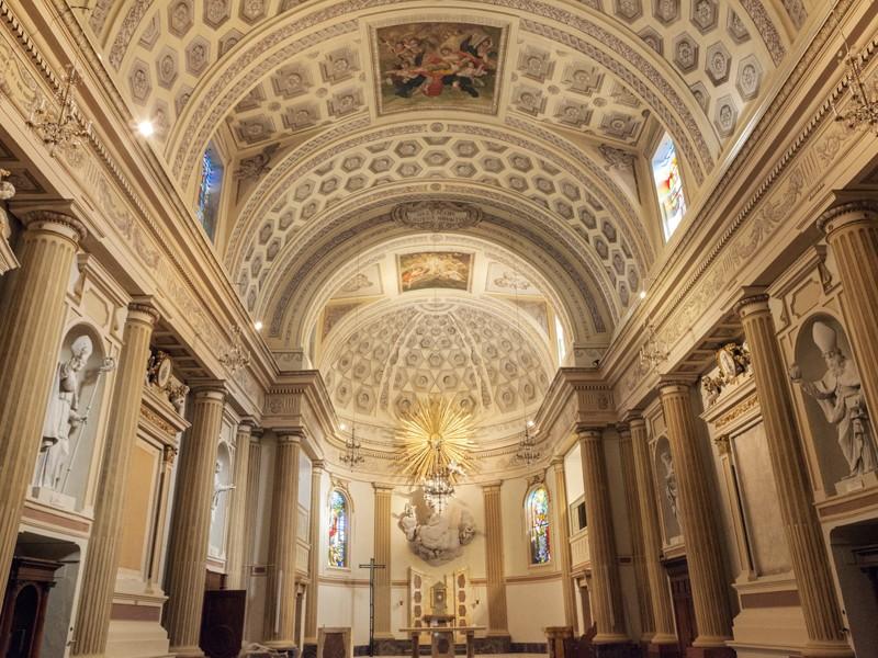 chiesa santa caterina d'Alessandria comunanza