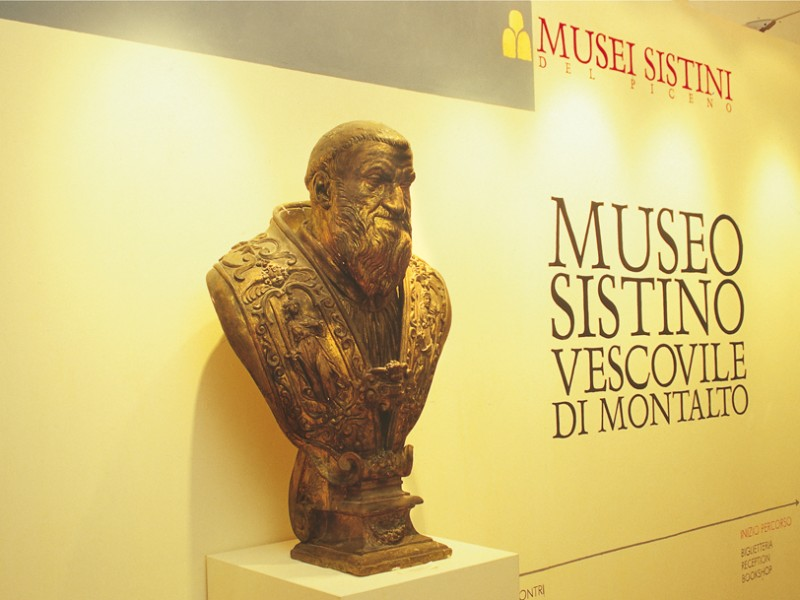 museo sistino montalto
