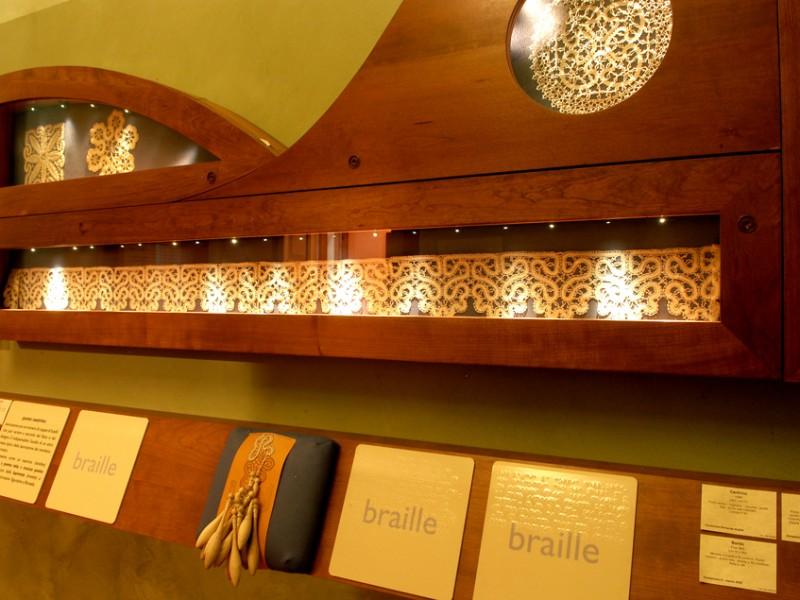 museo del merletto offida