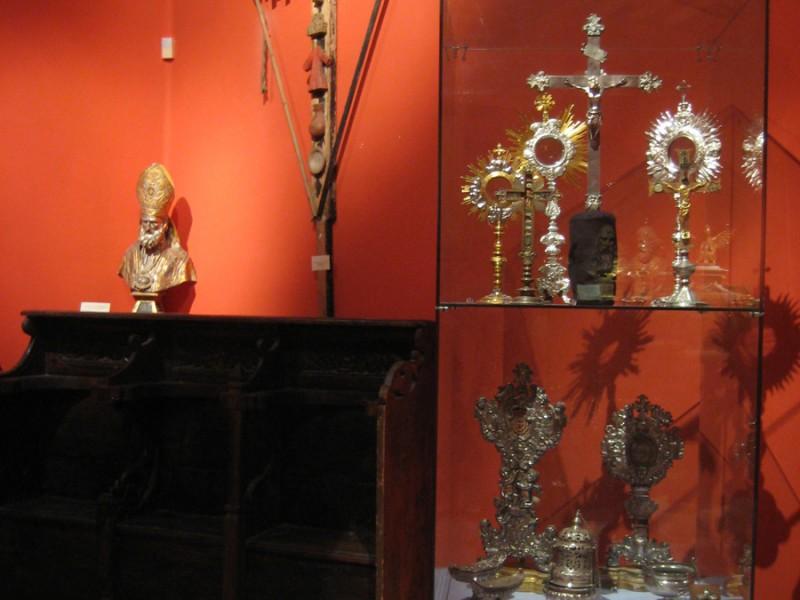 museo sistino castignano