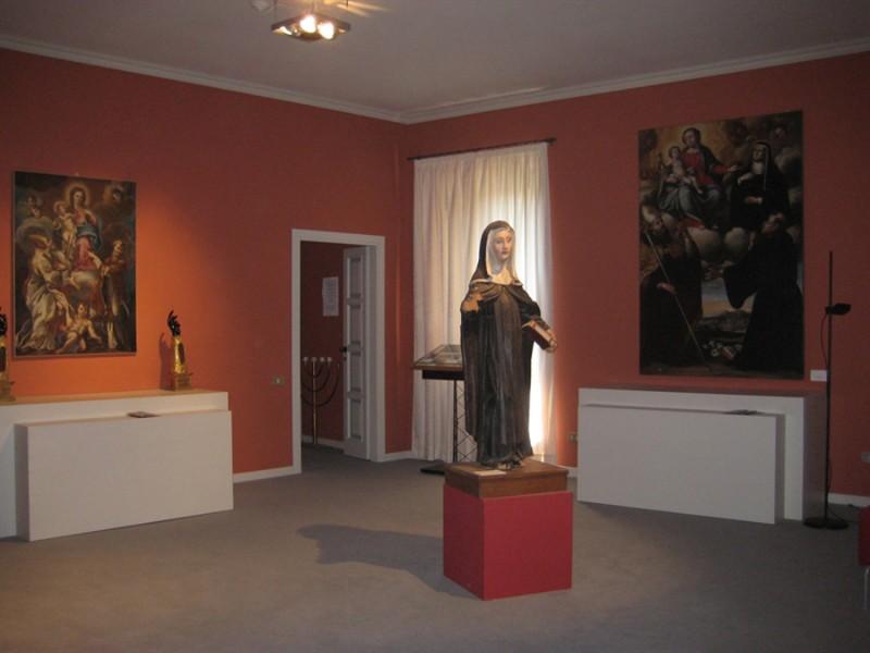 museo sistino comunanza