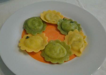 ravioli ricotta e spinaci cupra marittima